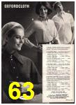1969 Sears Fall Winter Catalog, Page 63