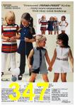 1972 Sears Spring Summer Catalog, Page 347