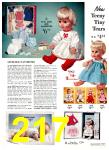 1963 Montgomery Ward Christmas Book, Page 217