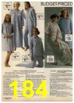 1979 Sears Fall Winter Catalog, Page 184