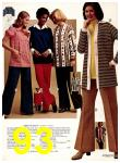1974 Sears Fall Winter Catalog, Page 93