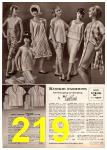1962 Montgomery Ward Spring Summer Catalog, Page 219