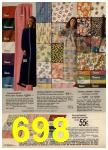 1972 Sears Fall Winter Catalog, Page 698