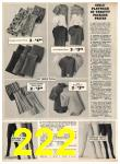 1973 Sears Fall Winter Catalog, Page 222