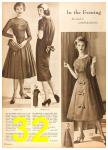 1958 Sears Fall Winter Catalog, Page 32