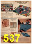 1974 Sears Christmas Book, Page 537