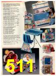 1985 Sears Christmas Book, Page 511
