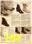1958 Sears Fall Winter Catalog, Page 194