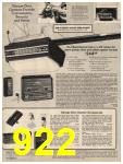 1981 Sears Spring Summer Catalog, Page 922