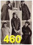 1969 Sears Fall Winter Catalog, Page 460