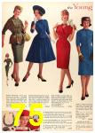 1960 Sears Fall Winter Catalog, Page 75