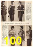 1960 Sears Fall Winter Catalog, Page 100