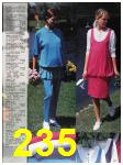 1991 Sears Spring Summer Catalog, Page 235