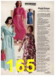 1974 Sears Fall Winter Catalog, Page 165