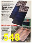1987 Sears Spring Summer Catalog, Page 548