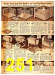 1942 Sears Spring Summer Catalog, Page 251