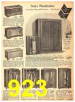 1940 Sears Fall Winter Catalog, Page 923