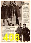 1966 Montgomery Ward Fall Winter Catalog, Page 406