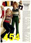 1974 Sears Fall Winter Catalog, Page 454