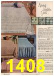 1961 Sears Spring Summer Catalog, Page 1408