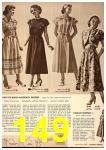 1949 Sears Spring Summer Catalog, Page 149