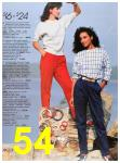 1988 Sears Spring Summer Catalog, Page 54