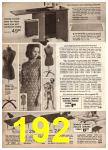 1972 Montgomery Ward Spring Summer Catalog, Page 192