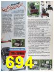 1986 Sears Spring Summer Catalog, Page 694