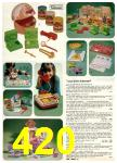 1980 Montgomery Ward Christmas Book, Page 420