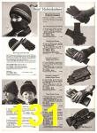 1971 Sears Fall Winter Catalog, Page 131
