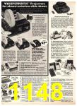 1975 Sears Fall Winter Catalog, Page 1148
