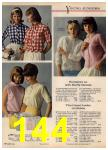 1965 Sears Spring Summer Catalog, Page 144