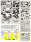 1982 Sears Fall Winter Catalog, Page 963