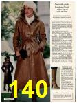 1978 Sears Fall Winter Catalog, Page 140