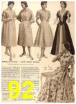 1956 Sears Fall Winter Catalog, Page 92
