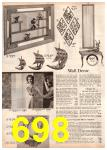 1962 Montgomery Ward Spring Summer Catalog, Page 698