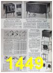 1964 Sears Fall Winter Catalog, Page 1449