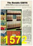1972 Sears Fall Winter Catalog, Page 1572