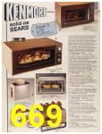 1987 Sears Fall Winter Catalog, Page 669