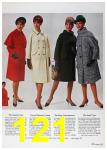 1964 Sears Fall Winter Catalog, Page 121