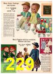 1966 Montgomery Ward Christmas Book, Page 229