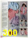 1986 Sears Fall Winter Catalog, Page 300
