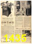 1956 Sears Fall Winter Catalog, Page 1435