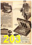 1962 Sears Fall Winter Catalog, Page 203