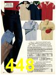 1981 Sears Spring Summer Catalog, Page 448