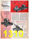 1957 Sears Spring Summer Catalog, Page 1310