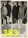 1972 Sears Fall Winter Catalog, Page 383