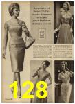 1962 Sears Spring Summer Catalog, Page 128