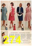 1964 Sears Spring Summer Catalog, Page 274