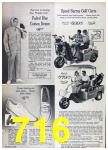 1967 Sears Spring Summer Catalog, Page 716